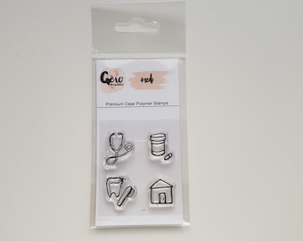 Clear Stamps_ mini _ medical _ 012