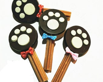 Miss Drews Bakery ~ LOLLIPAW LOLLIPOP ~ Special Dog Treats for Your Pooch