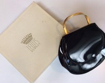 Vintage 1960's Patent Leather Purse