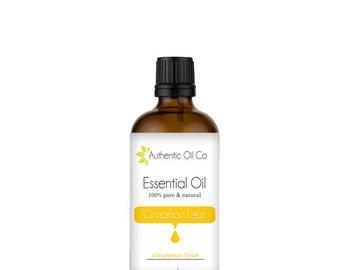 Cinnamon Leaf Essential Oil 100% Pure 10ml 50ml 100ml