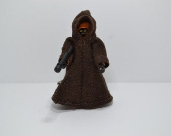 Star Wars Vintage 1977 Jawa Complete  (Our ID# SW-JAWA-001)