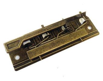 Lever Clipboard Clip - Industrial Clipboard Clip - Lever Action Clipboard Clip - Rustic Style Clipboard Clip
