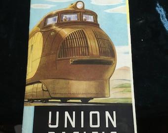 1930s Union Pacific RR Flyer Progress
