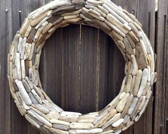 "20"" Driftwood Wreath"