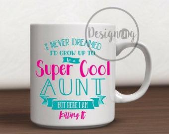 Cool Aunty