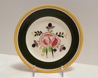 Stangl Della-Ware El Rosa 6'' Plate #3679