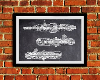 Star Wars Millennium Falcon #2  #0062
