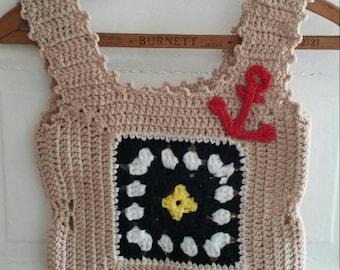 Knitting vintage phentex 70s