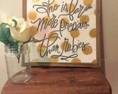 """Proverbs 3, """"Far Mor..."""