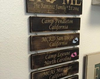 Duty Stations Marine Corps Navy