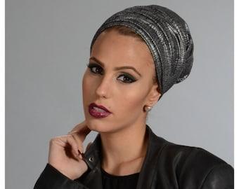 Kaly easy turban, scarf, Tichel