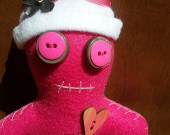 VooDoo Doll - Rose