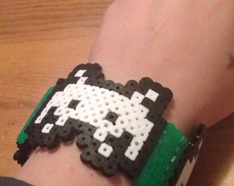 Space Invaders bracelet