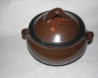small casserole pot