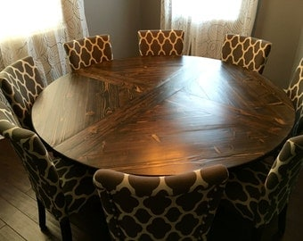 Round Dining Table - Custom