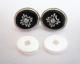 Avon Changable Pierced Earrings