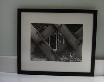 Black and White Frames 8x10in