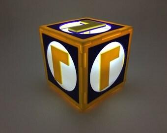 Waluigi inspired Light Box
