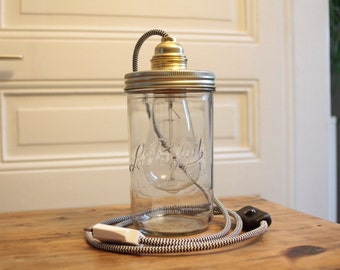 Jar the perfect lamp