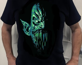 MIDNIGHT! Vampire horror t-shirt
