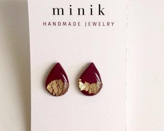 Elegant Stud Earrings, Everyday stud earrings, Bridesmaids gifts, stud earrings, handmade earrings
