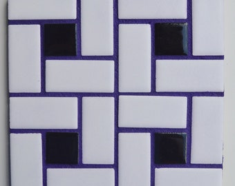 Purple Punk Grout, UnSanded Grout with Purple pigment added. FREE SHIPPING!!! Tile Grout Colors