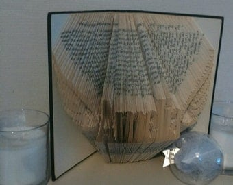 Any Name Memorial Bookfolding Pattern