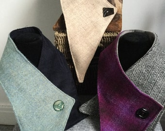 Scarf / Collar - Harris Tweed