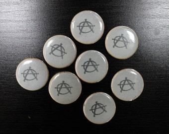 Anarchist Badge