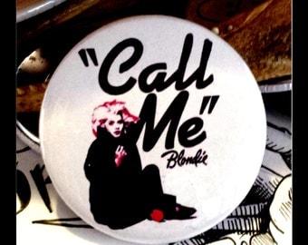 Blondie 2.25 button