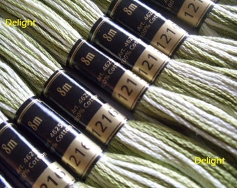 Anchor Thread 1216 Variegated 6 Strand Floss / Skeins