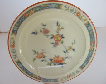 """Noritake China Song 6 1/4"""" Butter Plate Made in Japan"""