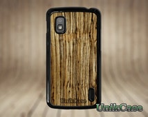 Nexus 4 case wood real Zebra wood case Vintage handmade UnikCase made/fast shipping Canada GooGle LG