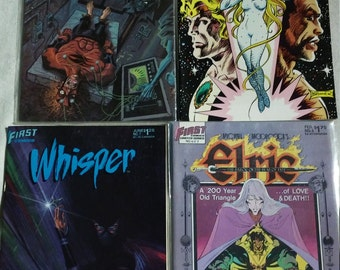 collection of 14 First Comics