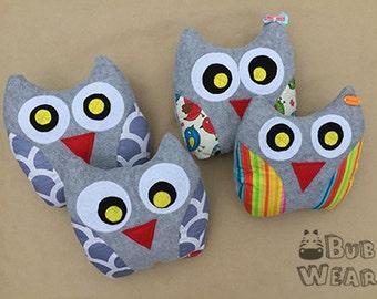 Owl Plushies for Kids - Handmade!