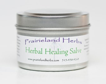 Herbal Healing Salve 2 Oz.
