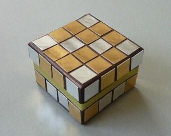 Starter craft kit: make your own treasure box