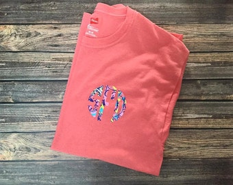 Pocket Monogram 100% cotton T Shirt