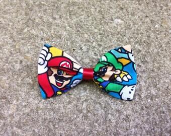 Super Mario Bros Hairbow/Headband!