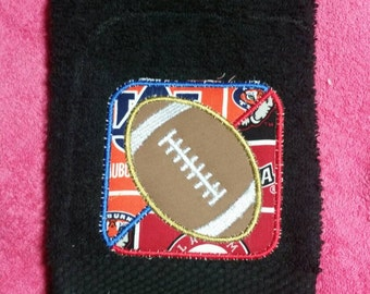 House divided hand towel
