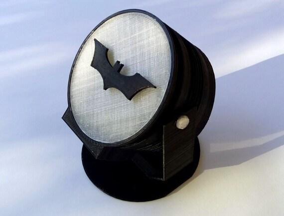 Batsignal Batman Light Signal 3d Impression By Cookiecad