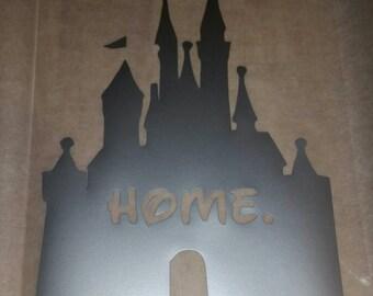Disney Iron on Diy, Iron On Transfer, Disney Castle Transfer, Disney Castle Iron On