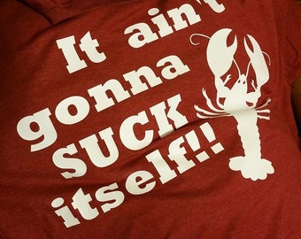 Men's Crawfish tshirt