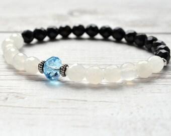 Mala Beads - Mala Bracelet - Mala Prayer Beads - Mala Bead Bracelet - Meditation Bracelet - Meditation Beads - Meditation Gifts - Mantra