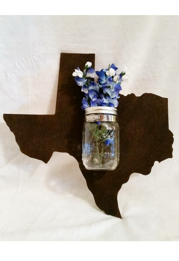 Texas Mason Jar Wall Decor Texas Wall Decor Mason Jar Wall
