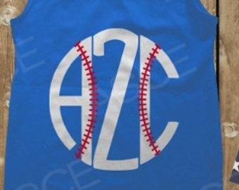 A2C Baseball Tank