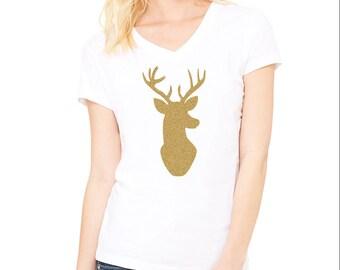 Womens Deer T-Shirt