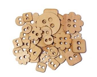 Veneer - Buttons