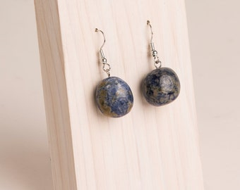 Sodalite Gemstone Earrings