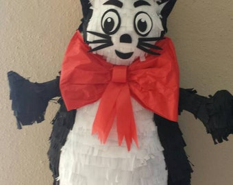 The Cat in the Hat Pinata